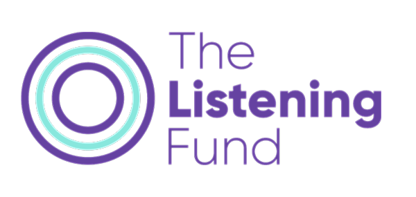 The Listening Fund Colour Logo